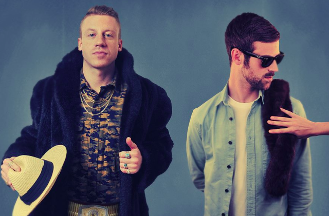Macklemore and Ryan Lewis