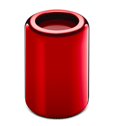 RED Apple Mac Pro