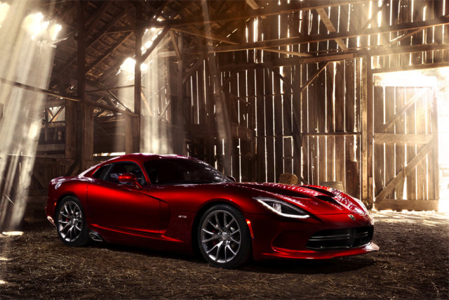 Stryker Red SRT Viper