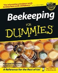 Bee Keeping For Dummies, book