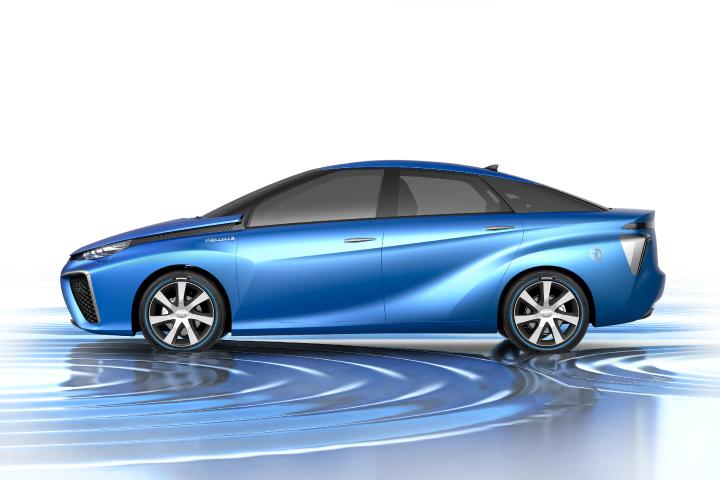 Toyota FCV