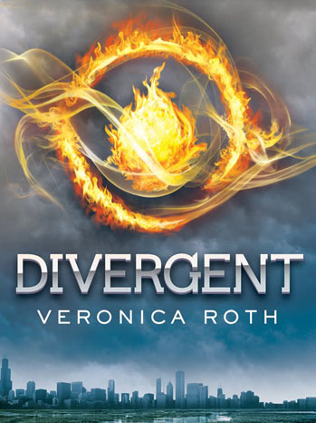 Divergent, Veronica Roth, book