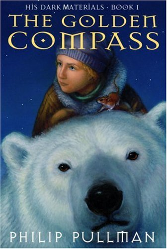 golden compass, his dark materials, philip pullman