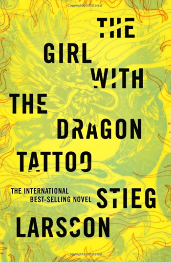 Girl With the Dragon Tattoo, book