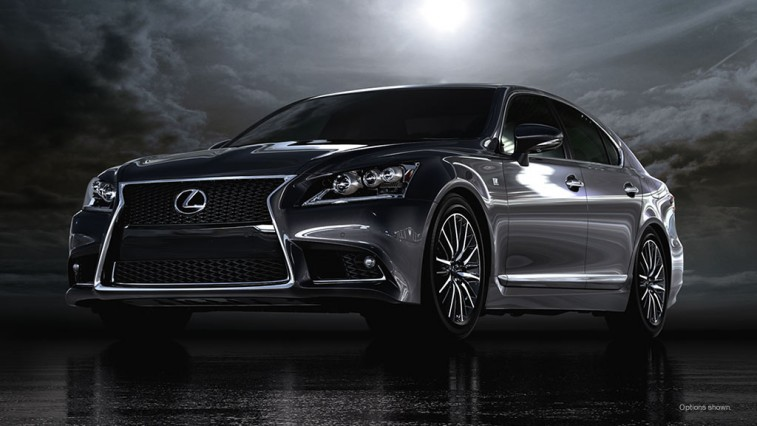 The Fastest Cars From Lexus