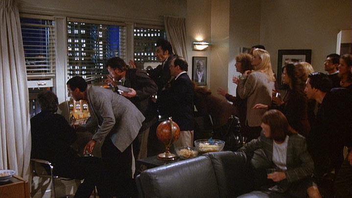 Seinfeld, Thanksgiving, tv show