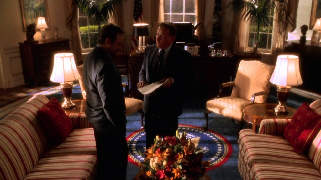 The West Wing, thanksgiving, tv show
