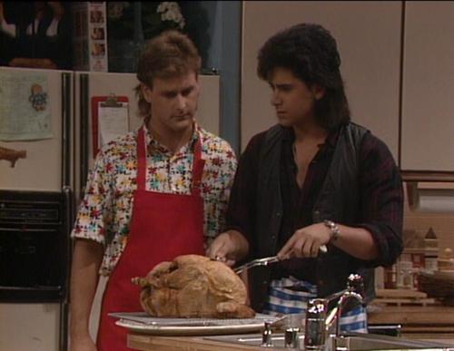 Full House, Thanksgiving, tv show