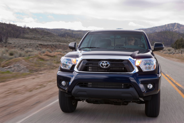 Toyota Tacoma (23 Mpg): Best Small Pickup