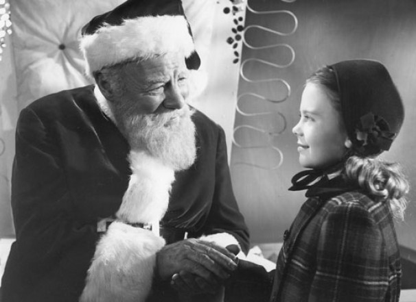 Miracle on 34th Street, Thanksgiving