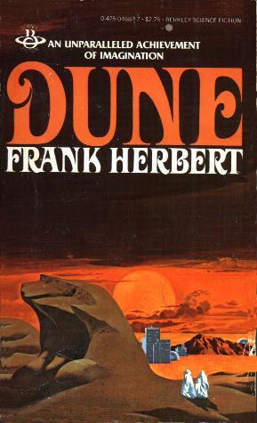 Dune, Frank Herbert, book