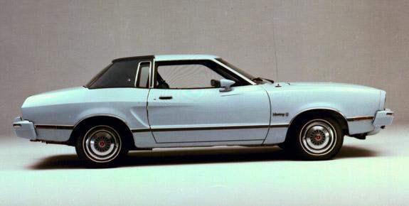 1975 Mustang II Ghia