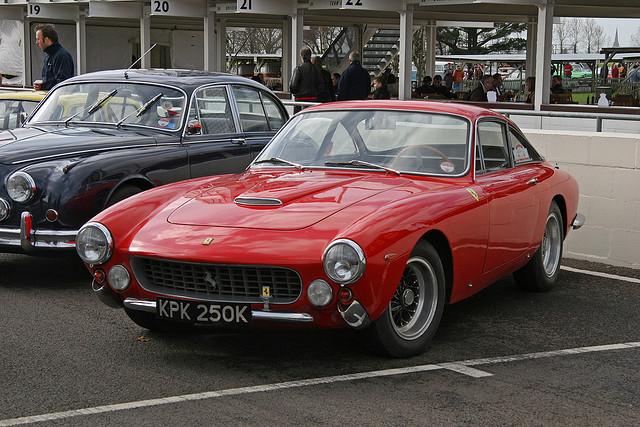 1957 Ferrari 250 GT Berlinetta