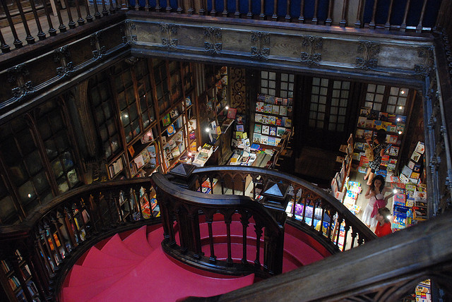 7 Pictures That Will Make You Want To Book A Trip: 7 Amazing Bookshops You'll Want To Book Your Next Trip To