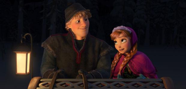 Disney, Frozen