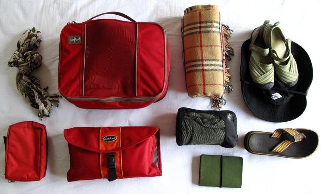 Eagle Creek, packing, travel