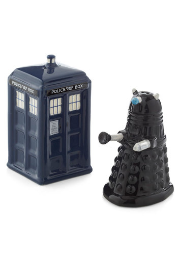 Doctor Who, holidays, gift