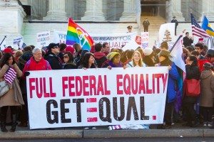 Same-Sex Marriage: The Question Gripping the Nation