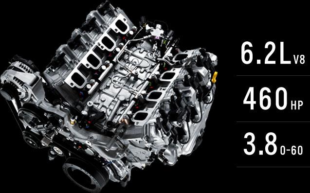Corvette 6.2 V8