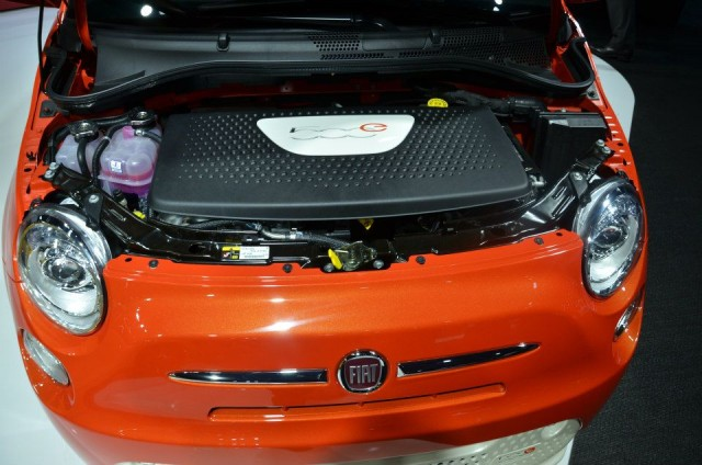 Fiat 500e Motor