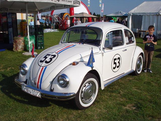 Herbie Love Bug