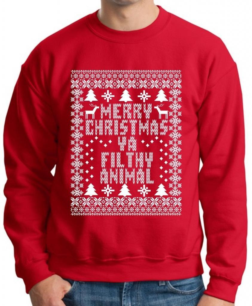 Home Alone Sweater
