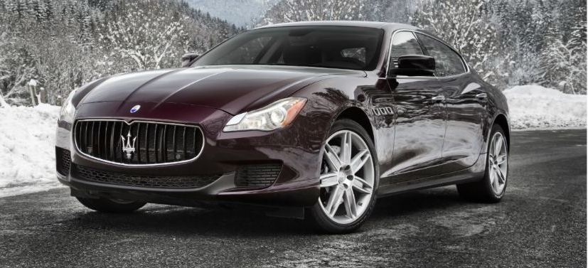 Maserati 4dr