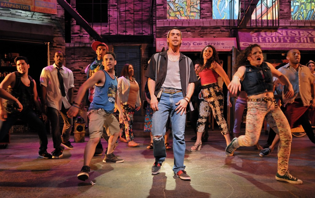 In the Heights, musical