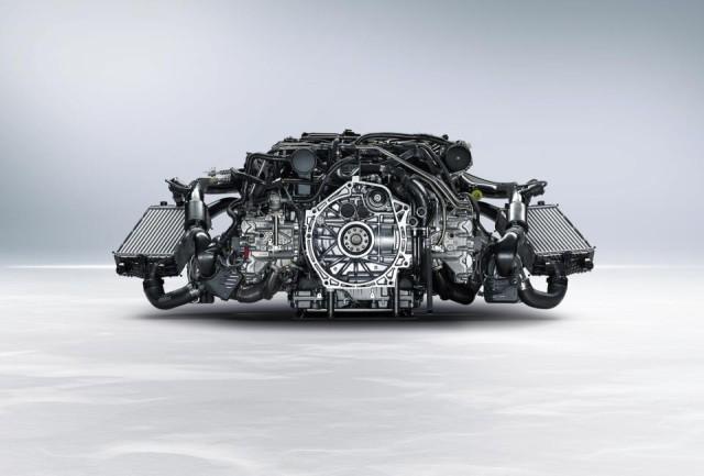 Porsche Flat 6