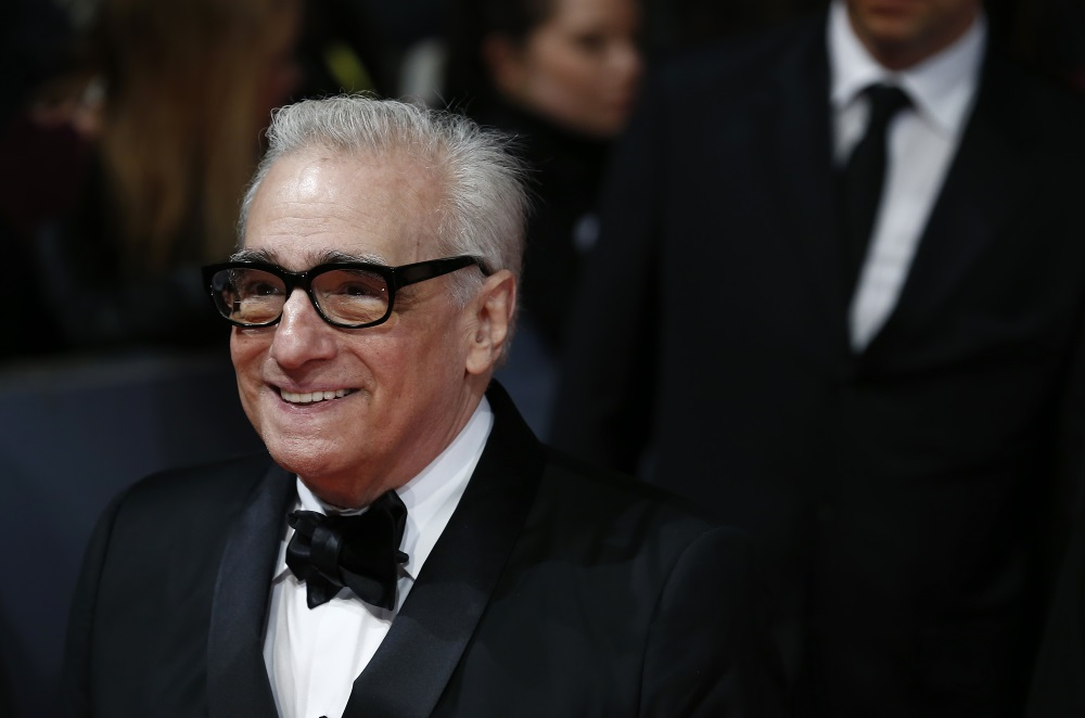 Martin Scorsese releases one of fall's 2016 movies