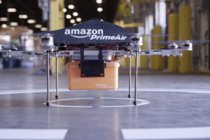 Is Amazon Really Allowed to Start Using Drones?