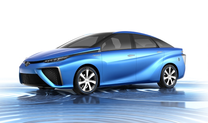 Toyota-FCV1
