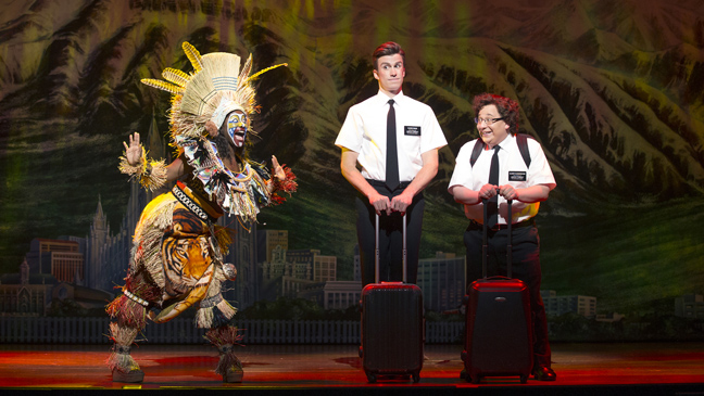 The Book of Mormon, musical