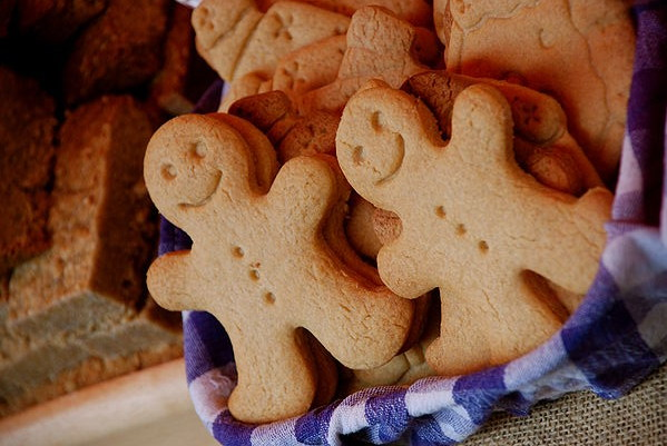 Source: http://commons.wikimedia.org/wiki/File:Gingerbread_men.jpg