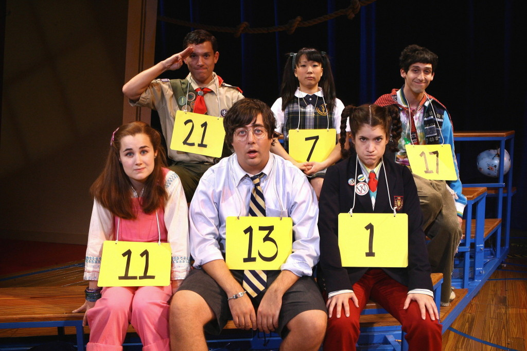The 25th Annual Putnam County Spelling Bee, musical