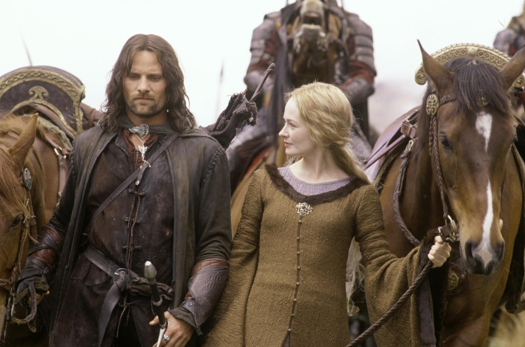 Lord of the Rings, The Return of the King, movie
