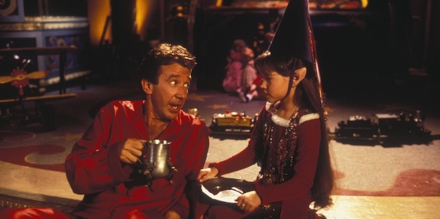 Tim Allen, The Santa Clause, movie