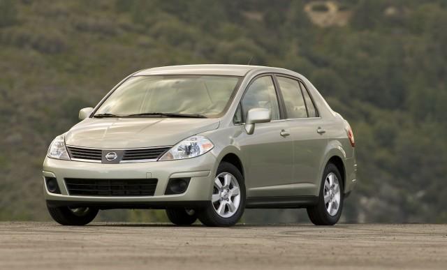 2008 Versa Sedan