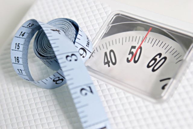 tape measure and scale