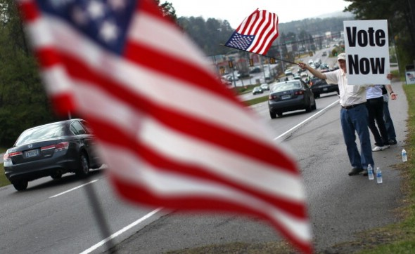 Alabama residents encourage others to vote