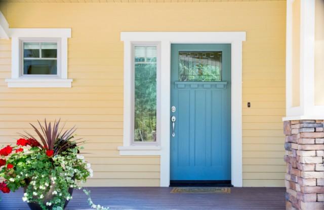 go door-to-door to make extra money