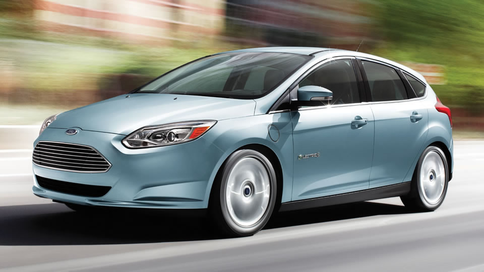 2014 focus electric