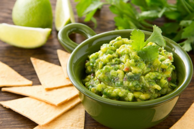 Use your immersion blender to make guacamole
