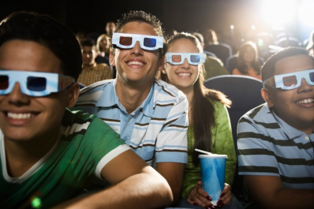 Are 3D Movies Trending Upward Again?