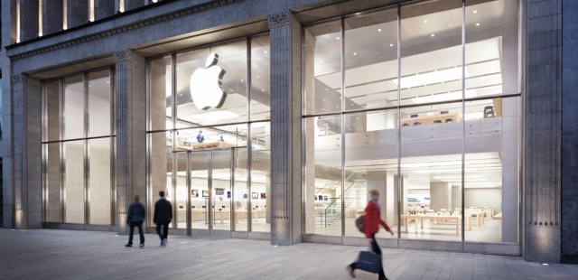 Apple Can't Lose: European Court Approves Retail Store Trademark