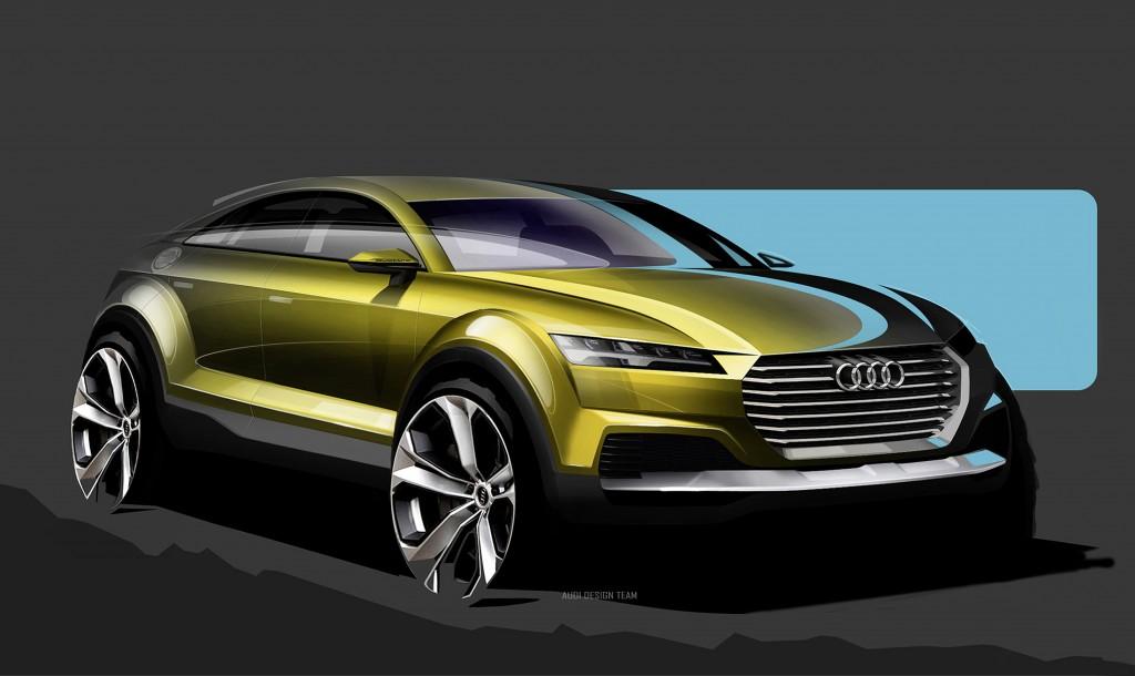 Audi Peking Motor Show 2014.