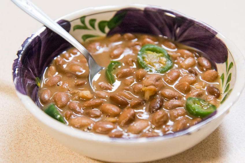 pinto beans with jalapenos