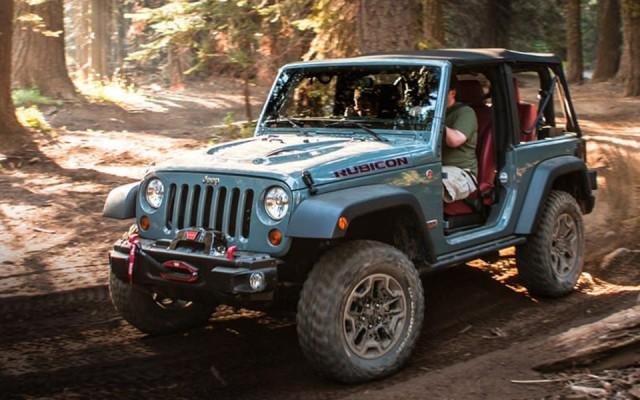 nieuwe jeep wrangler
