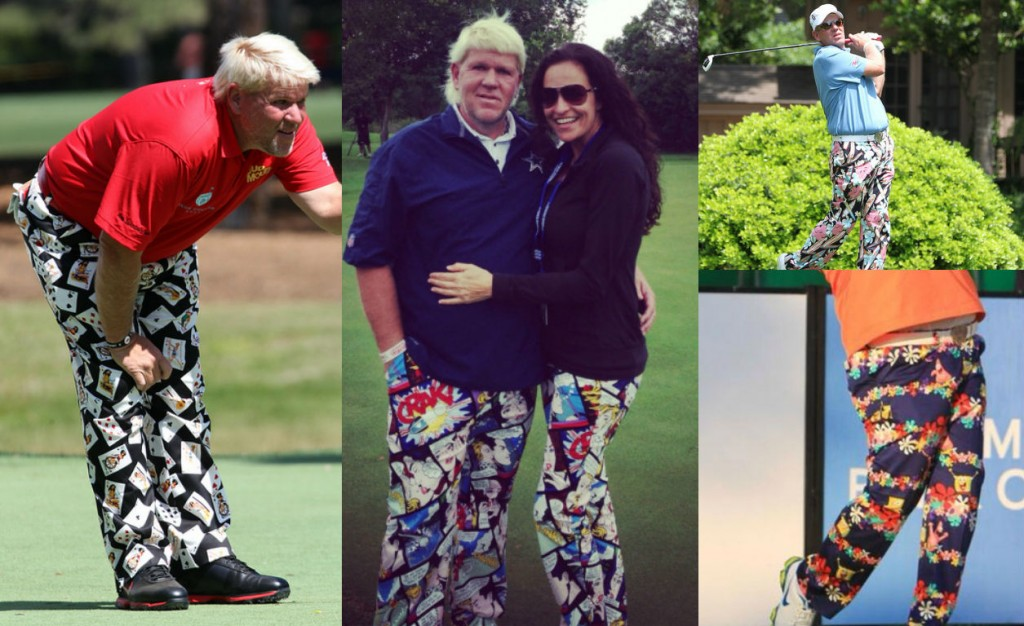 Sources: https://www.flickr.com/photos/keithallison/, https://twitter.com/PGA_JohnDaly/