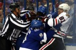 4 of the Biggest Fights and Brawls in NHL Playoffs History